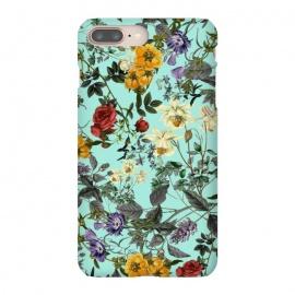 iPhone 8/7 plus  Summer Botanical forest by  (botanical,rose,garden,tropical,leaf,flowers,floral,flora,summer,vintage,retro,spring,ss18)