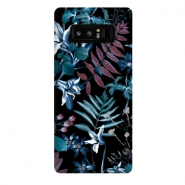 Galaxy Note 8  EXOTIC GARDEN - NIGHT XIV by