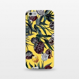iPhone 5/5E/5s  EXOTIC GARDEN - SUMMER XIV by Burcu Korkmazyurek