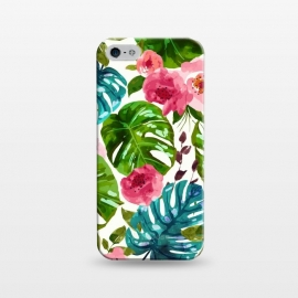 iPhone 5/5E/5s  Tropical Shades by Uma Prabhakar Gokhale