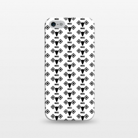 iPhone 5/5E/5s  aries astrology pattern by TMSarts