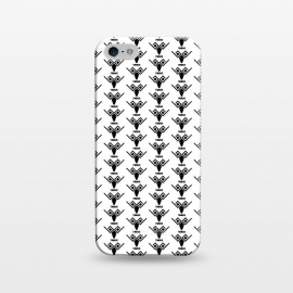 iPhone 5/5E/5s  taurus astrology pattern by TMSarts
