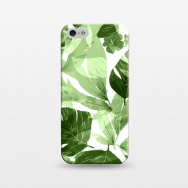 iPhone 5/5E/5s  Watercolor summer flowers 7 by Bledi