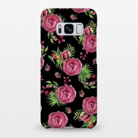 Galaxy S8+  Rose in Paradise Blanck by Rossy Villarreal