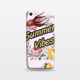 iPhone 5C  Summer Vibes by Creativeaxle
