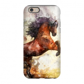 iPhone 6/6s  Excited Horse by Creativeaxle