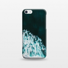 iPhone 5C  WaVes Land by Joanna Vog