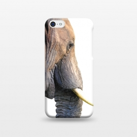 iPhone 5C  Elephant Profile by Alemi