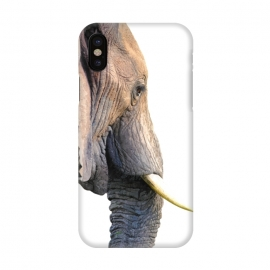 iPhone X  Elephant Profile by Alemi