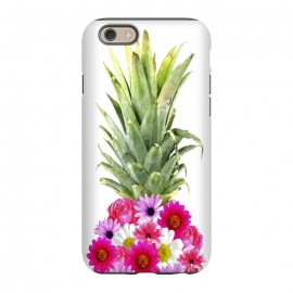 iPhone 6/6s  Pineapple Flowers by Alemi