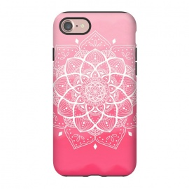 iPhone 8/7  Pink mandala by Jms