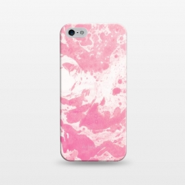 iPhone 5/5E/5s  Pink paint by Jms