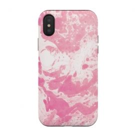 iPhone Xs / X  Pink paint by Jms