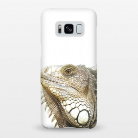 Galaxy S8+  Iguana Portrait by Alemi