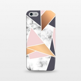 iPhone 5/5E/5s  Marble III 004 by