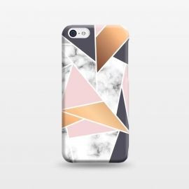 iPhone 5C  Marble III 004 by Jelena Obradovic
