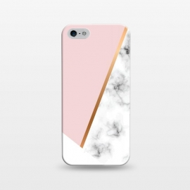 iPhone 5/5E/5s  Marble III 007 by