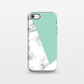 iPhone 5C  Marble III 009 by Jelena Obradovic