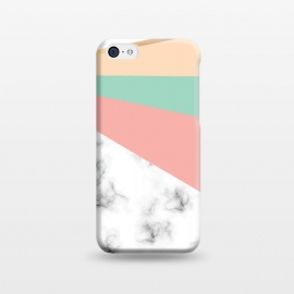 iPhone 5C  Marble III 015 by Jelena Obradovic