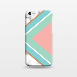 iPhone 5C  Marble III 016 by Jelena Obradovic