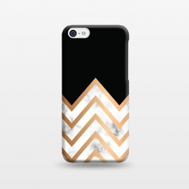 iPhone 5C  Marble III 030 by Jelena Obradovic
