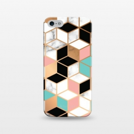 iPhone 5/5E/5s  Marble III 058 by