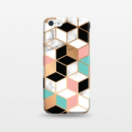 iPhone 5C  Marble III 058 by Jelena Obradovic