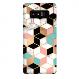 Galaxy Note 8  Marble III 058 by