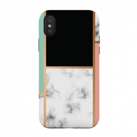 iPhone Xs / X  Marble III 060 by