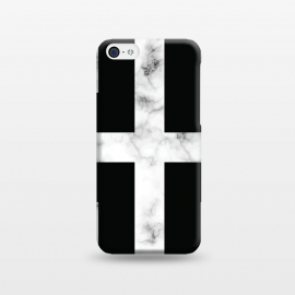 iPhone 5C  Marble III 065 by Jelena Obradovic