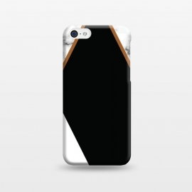 iPhone 5C  Marble III 068 by Jelena Obradovic