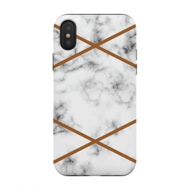 iPhone Xs / X  Marble III 070 by Jelena Obradovic ( Marble, marbling, texture, design, vector, illustration, black and white, gray, monochrome, surface, luxurious, elegant, background, stone, natural, print, pattern, seamless, repeat, abstract, art, card, creative, decoration, effect, backdrop, graphic, modern, contemporary, shapes, organic, waves)