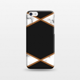 iPhone 5C  Marble III 072 by Jelena Obradovic