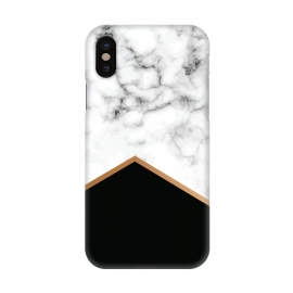 iPhone X  Marble III 077 by
