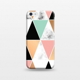 iPhone 5C  Marble III 083 by Jelena Obradovic
