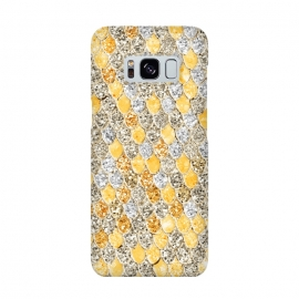 Gold and Silver Sparkling Mermaid Scales by Utart