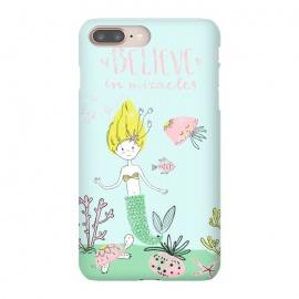 iPhone 8/7 plus  Believe in mermaids by