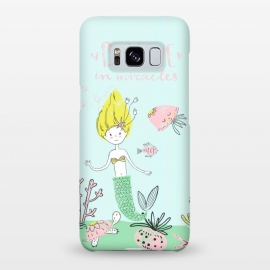 Galaxy S8+  Believe in mermaids by Utart