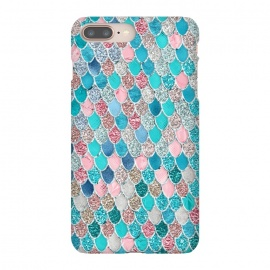 Summer Pastel Glitter Mermaid Scales by Utart