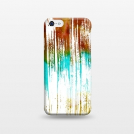 iPhone 5C  Watercolor Scratches by Creativeaxle
