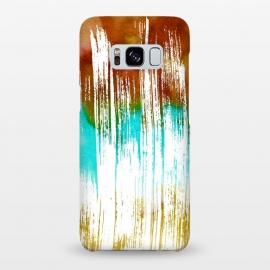 Galaxy S8+  Watercolor Scratches by Creativeaxle