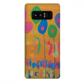Galaxy Note 8  Balanced Energy by Helen Joynson (fun,garden,happy,cool,cute,trendy)
