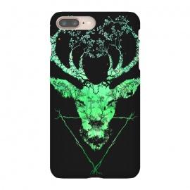 iPhone 8/7 plus  Dark Forest Deer by