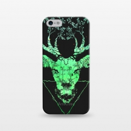 iPhone 5/5E/5s  Dark Forest Deer by