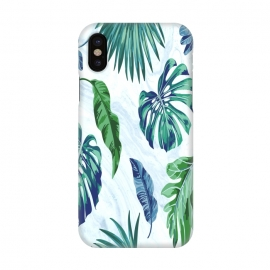 iPhone X  Tropic Nature by