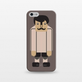 iPhone 5/5E/5s  tall skinny man by TMSarts