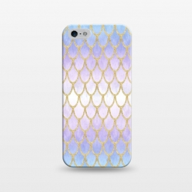 iPhone 5/5E/5s  Pretty Mermaid Scales 06 by Angelika Parker