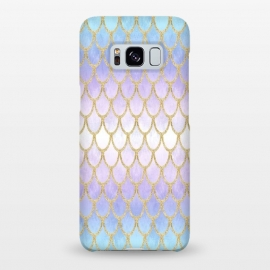 Galaxy S8+  Pretty Mermaid Scales 06 by Angelika Parker