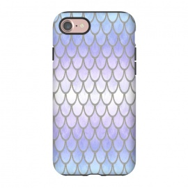 iPhone 8/7  Pretty Mermaid Scales 01 by Angelika Parker
