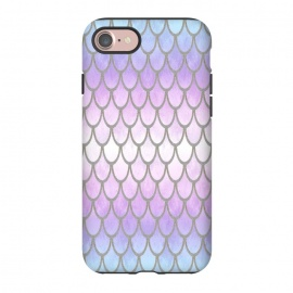 iPhone 8/7  Pretty Mermaid Scales 02 by Angelika Parker